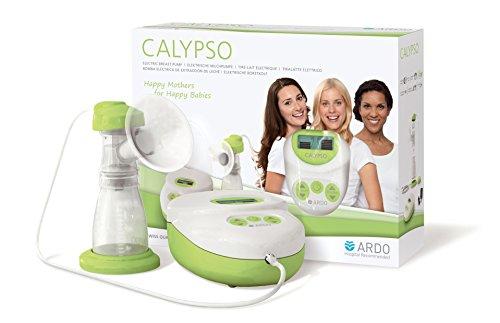 Verpackung und Gerät Ardo Milchpumpe Calypso